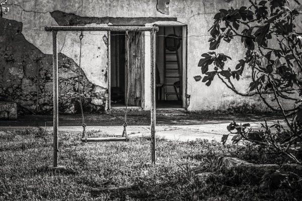 old swing